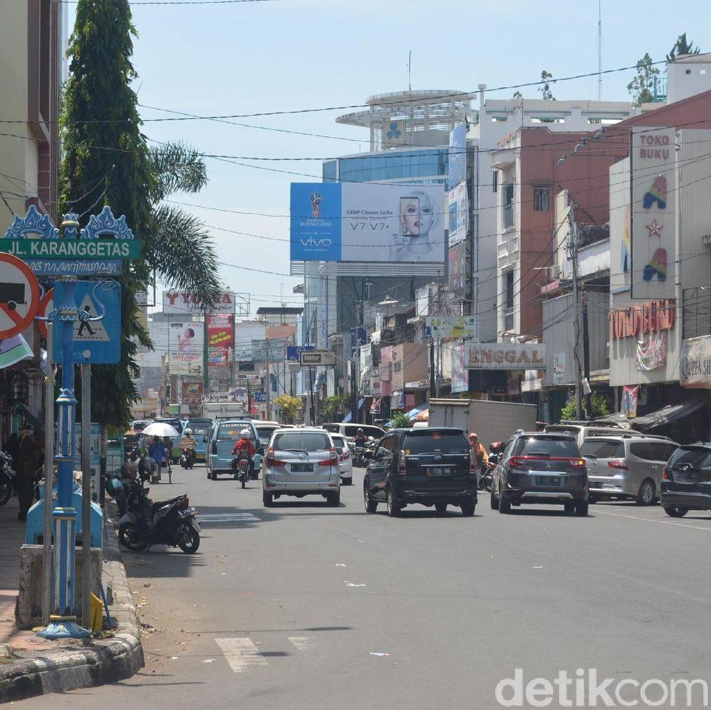 Mitos Jalan Karanggetas Cirebon Peruntuh Pejabat Angkuh