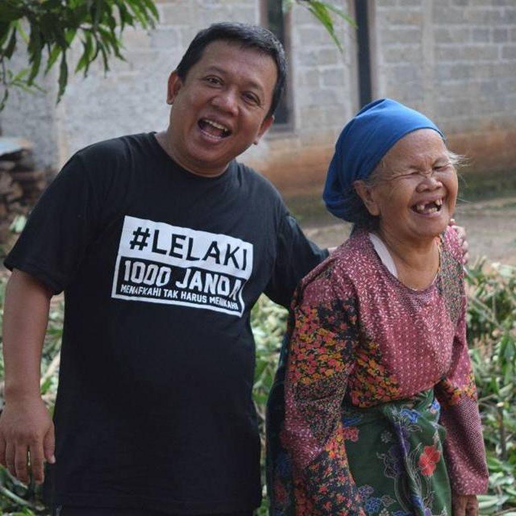 Viral Lelaki 1.000 Janda Asal Depok, Faktanya Sangat Menyentuh