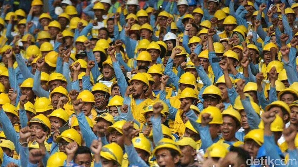 Padat Karya Cash Jokowi Akan Mulai di 1.000 Desa