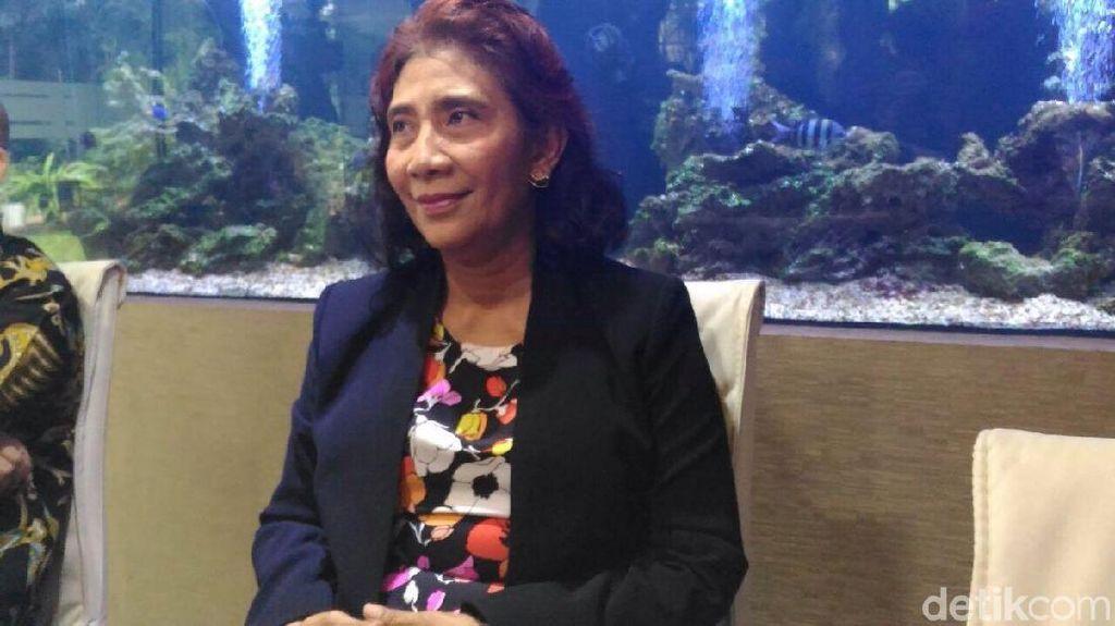 Rencana Baru Susi: Bikin Museum Berjalan dari Kapal Maling Ikan