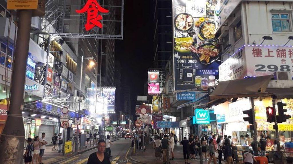Rahasia Belanja Oleh-oleh di Ladies Market Hong Kong