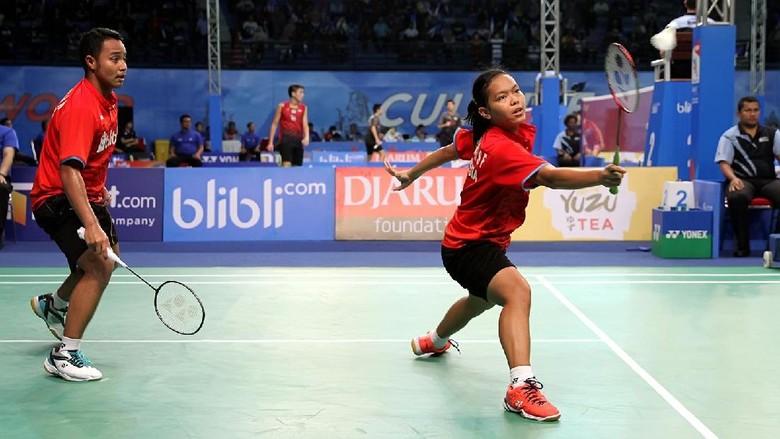 Lima Wakil Indonesia Pijak Babak Semifinal