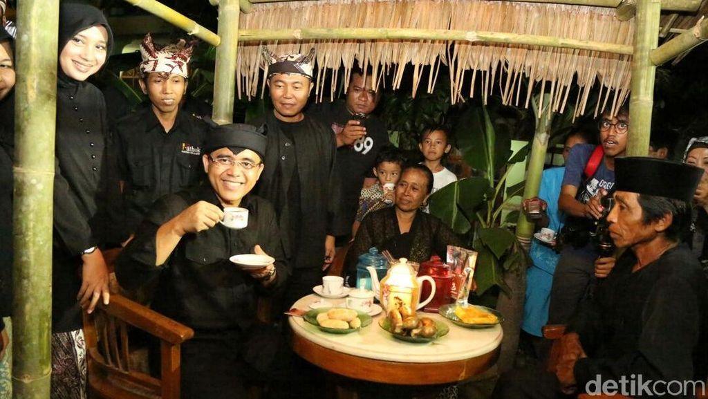 Unik! Banyuwangi Gelar Festival Ngopi Sepuluh Ewu