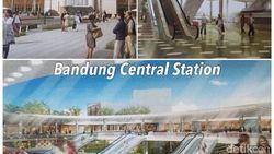 Bandung Bakal Punya Stasiun Kereta Api Kelas Dunia Seperti Ini