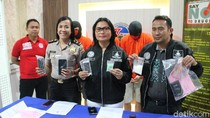 Polisi Tangkap 4 Pengedar Ekstasi dan Sabu Jaringan Lapas