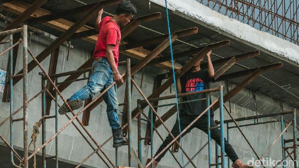 PUPR Kebut Proyek Infrastruktur untuk Tingkatkan Daya Saing