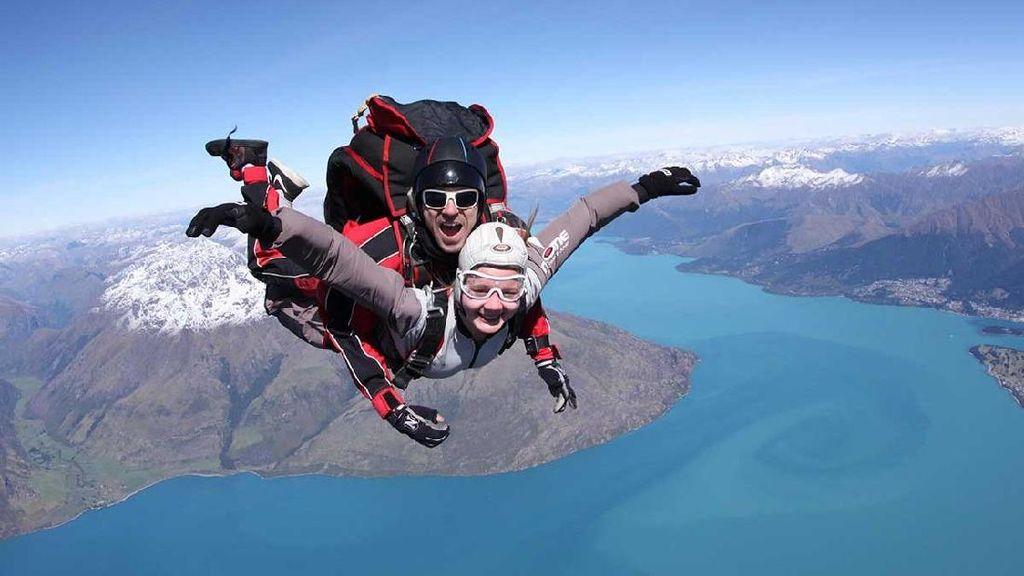 So Sweet! 10 Aktivitas Romantis di Selandia Baru