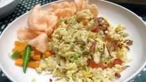 Nasi Goreng Makin Gurih Nikmat dengan Paduan Telur Asin