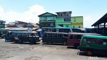 Dishub Bandung: Tidak Mudah Pindahkan Terminal Ledeng