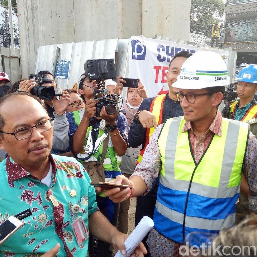 Pemprov Tunggu Putusan MA Soal Pembebasan Lahan MRT di Fatmawati