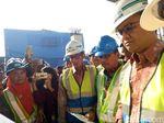 Bujuk Warga soal Lahan MRT, Anies Cerita tentang Bung Hatta