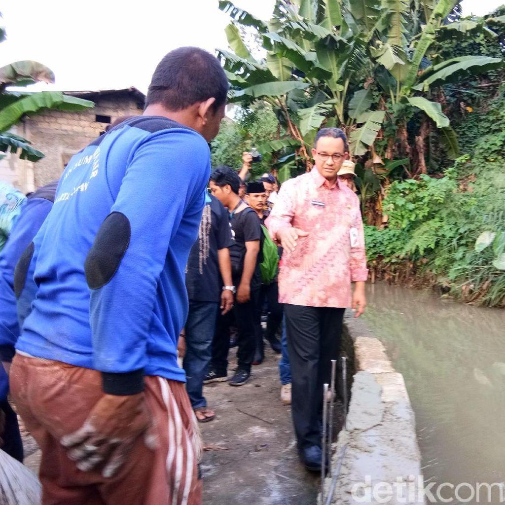 Cegah Tanggul Jebol, Sungai-sungai Jakarta akan Dikeruk