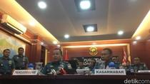 Penyelundupan 2 Ribu Ekstasi dari Malaysia Digagalkan TNI AL
