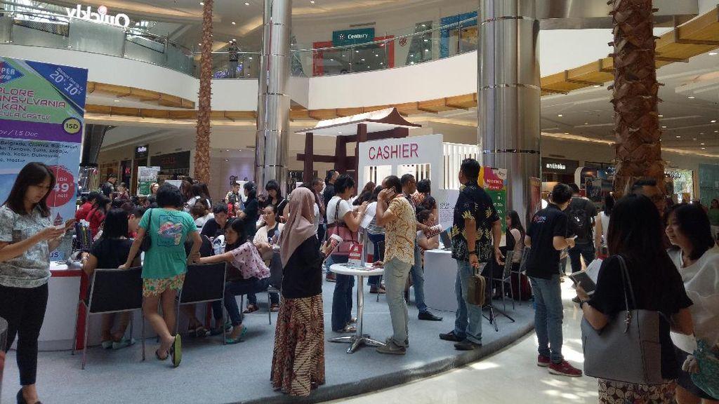 Promo Spesial Naik Kapal Pesiar di Mega Travel Fair Surabaya