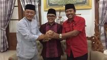 Bertemu Bupati Ngawi, Anas Diberi Jurus Hadapi Pilgub Jatim