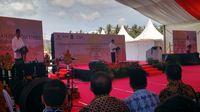 Jokowi Resmikan KEK Mandalika, Ada Sirkuit Internasional