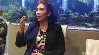 Susi Usul ke Jokowi Pelaku Maling Ikan Didenda Rp 135 Miliar