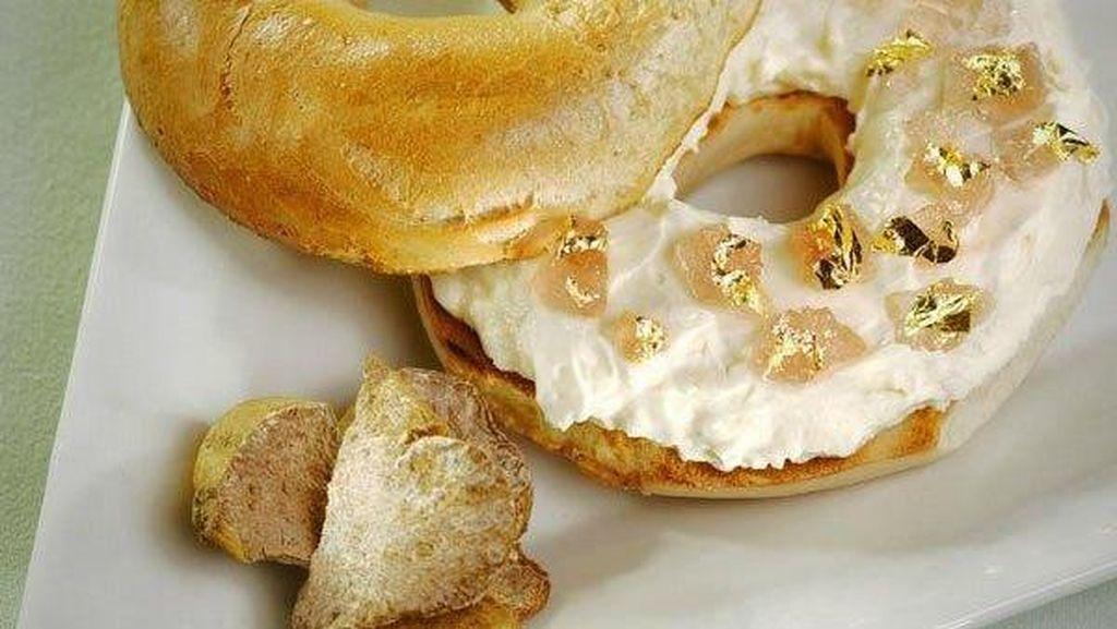 Bagel dengan Paduan White Truffle Seharga 13 Juta, Mau Coba?