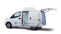 Nissan Siap Bawa Ambulans dan Mobil Komersial Listrik Baru