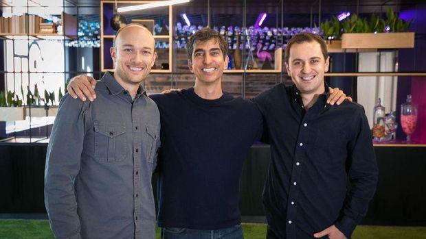 Salah satu petinggi Capital G, David Lawee (tengah), menjadi bagian direksi Lyft