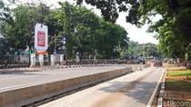 Ada Demo 3 Tahun Jokowi-JK, Jalan Merdeka Barat Ditutup