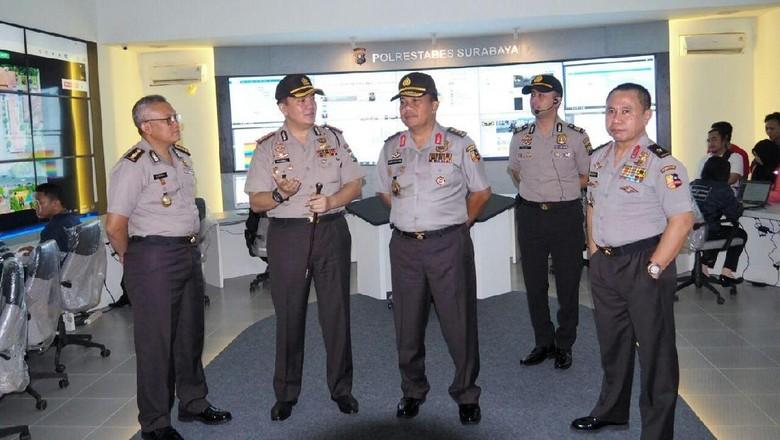 Irwasum: CC Polrestabes Surabaya Sejalan dengan Promoter Kapolri
