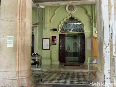 Foto: Masjid Tertua Hong Kong Berumur Ratusan Tahun