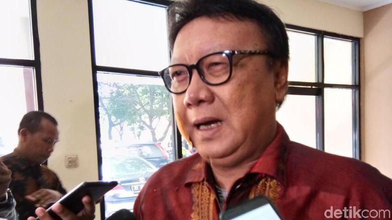 Terseret Kasus Hukum, 3 Kepala Daerah Belum Dipecat Mendagri
