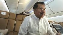 JK: Kalau Hujan Macet, Belum Ada Gubernur yang Berhasil Bina Jakarta