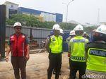 Polisi Minta Proyek LRT Perhatikan Dampak Amdal ke Lalu Lintas