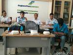 Petugas Bandara Adisutjipto Yogya Gagalkan Penyelundupan 3 Kg Sabu