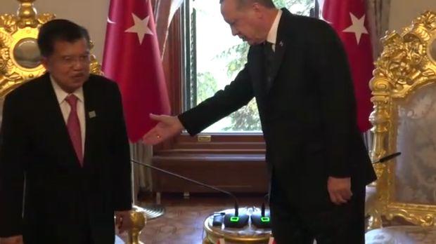 JK bertemu Erdogan /