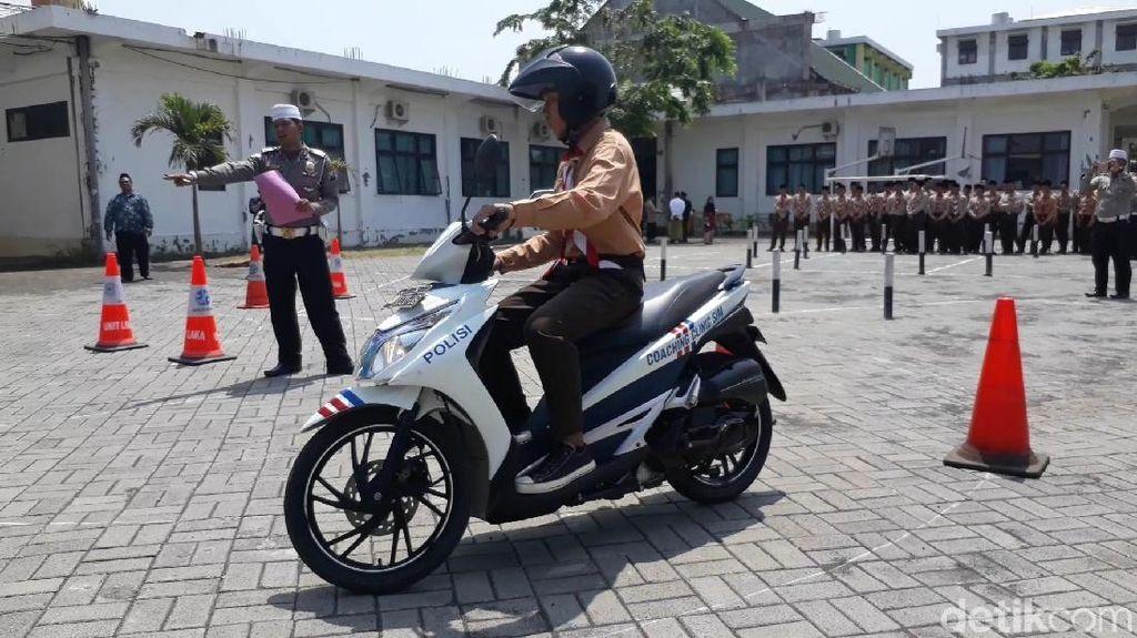 Polisi Pastikan Alat Uji Pembuatan SIM Sudah Memadai