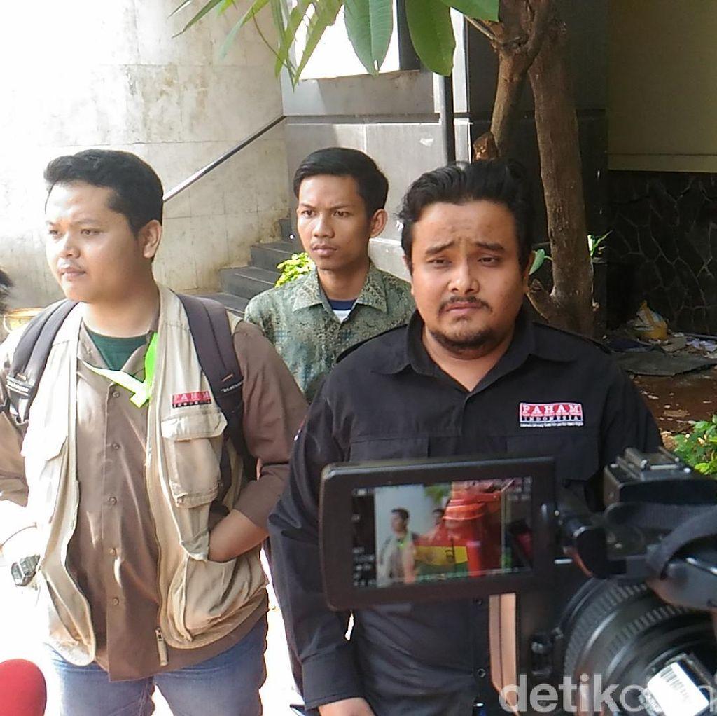 Mahasiswa Pendemo Jokowi yang Ditangkap Belum Bisa Ditemui Pengacara