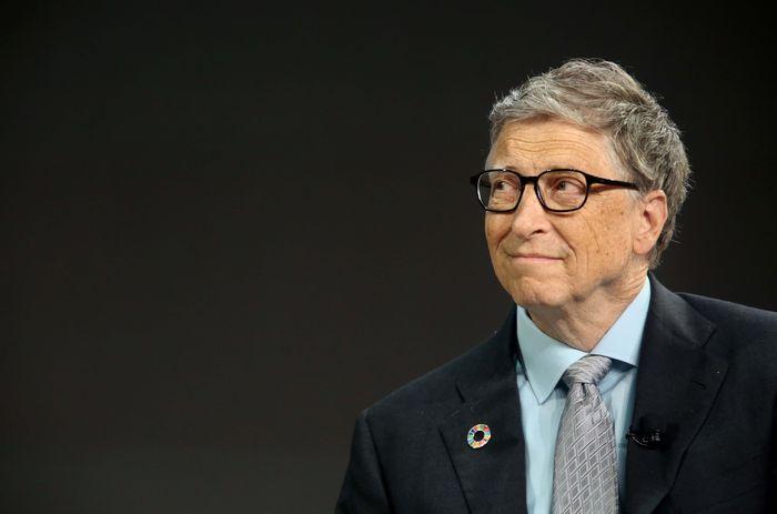 Bill Gates. Harta pendiri Microsoft ini mencapai US$ 89 miliar atau sekitar Rp 1.200 triliun. Dalam setahun harta Gates bertambah US$ 8 miliar atau sekitar Rp 108 triliunan. Paskova/Getty Images.