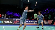 Kevin/Marcus Melaju, Indonesia Punya Tiga Wakil di Semifinal