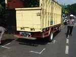 Video Kecelakaan Motor dan Truk di Puncak, Dua Orang Tewas