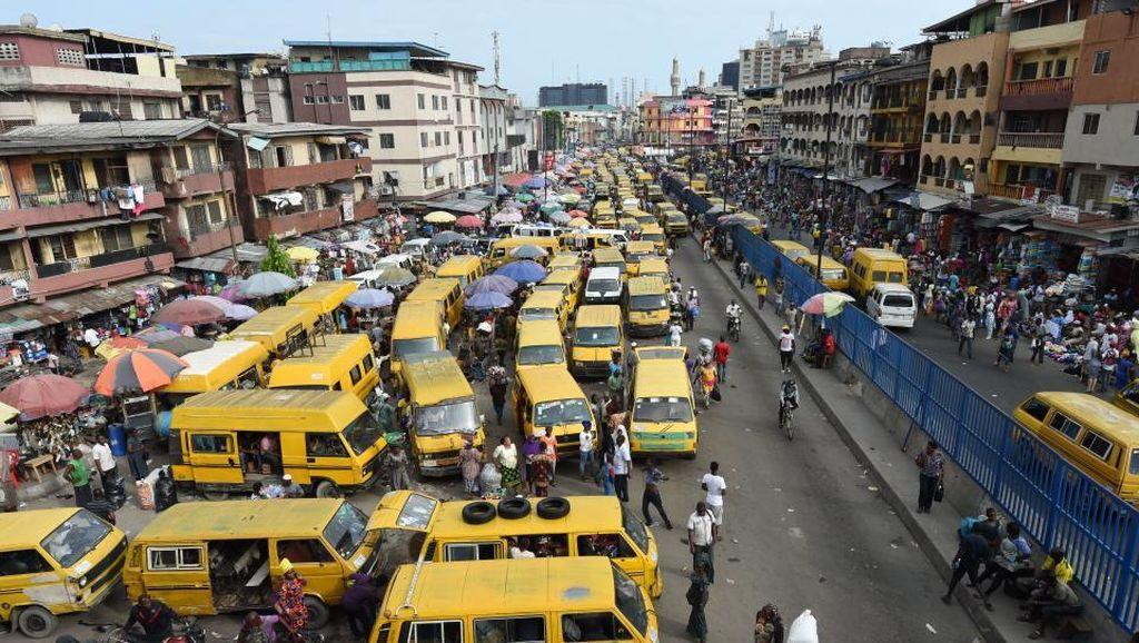 Foto: Kota-kota Terburuk untuk Pengendara