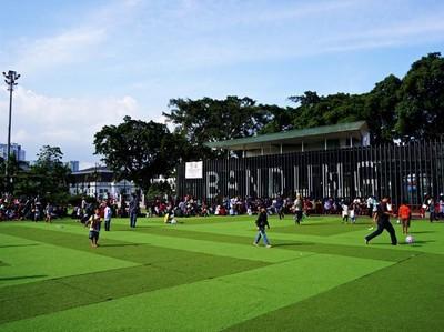 Alun-alun Bandung Memang Keren!