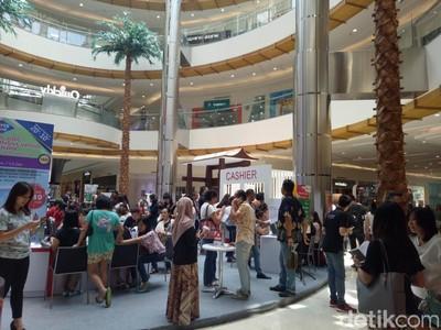 Surabaya! Ini Paket Umroh Di Mega Travel Fair 2017