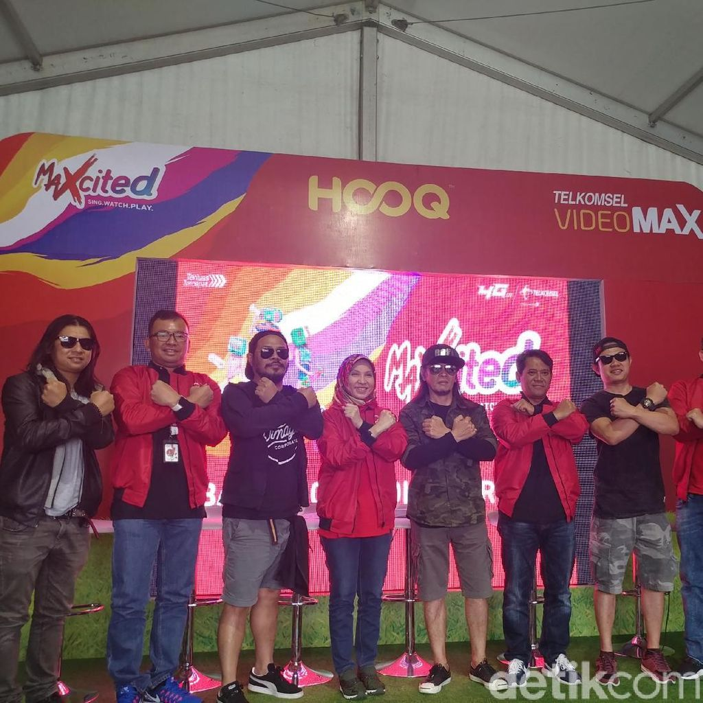 NTRL dan Jamrud Bakal Puaskan Warga Bandung Hari Ini