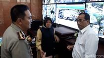 Saat Wali Kota Risma Pamer CCTV Tilang di Depan Menhub