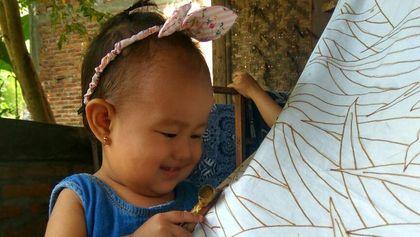 Mengenal Batik Sejak Dini