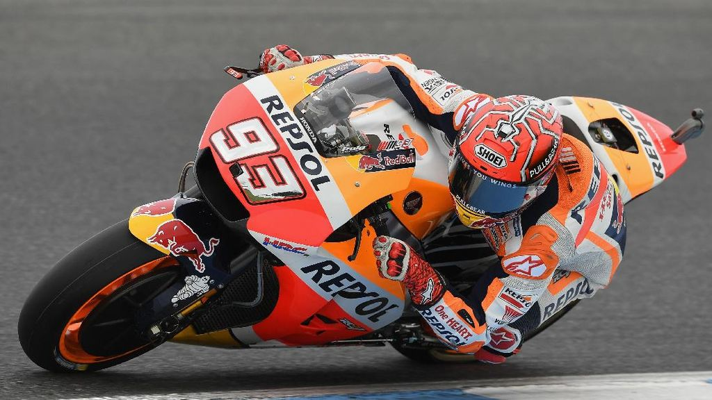 Marquez Start Terdepan di GP Australia