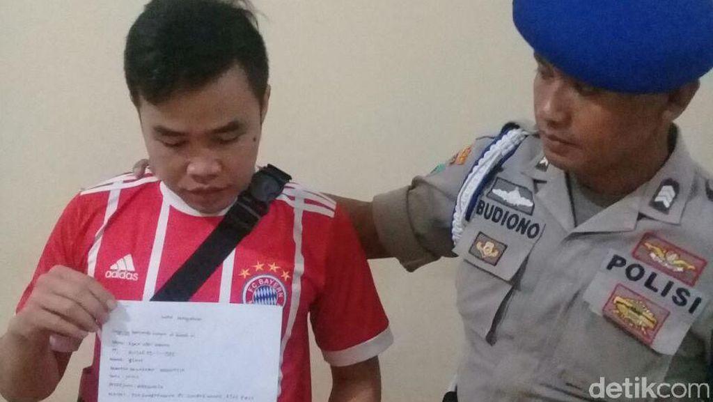 Pria ini Pura-pura Jadi Polisi untuk Pikat Seorang Wanita Cantik