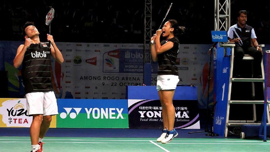 Indonesia Loloskan Empat Wakil ke Final, Ganda Campuran Pastikan Gelar