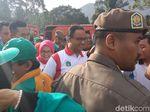 Sejak 5 Tahun Lalu, Baru Anies-Sandi yang Hadiri Tea Walk Korpri DKI