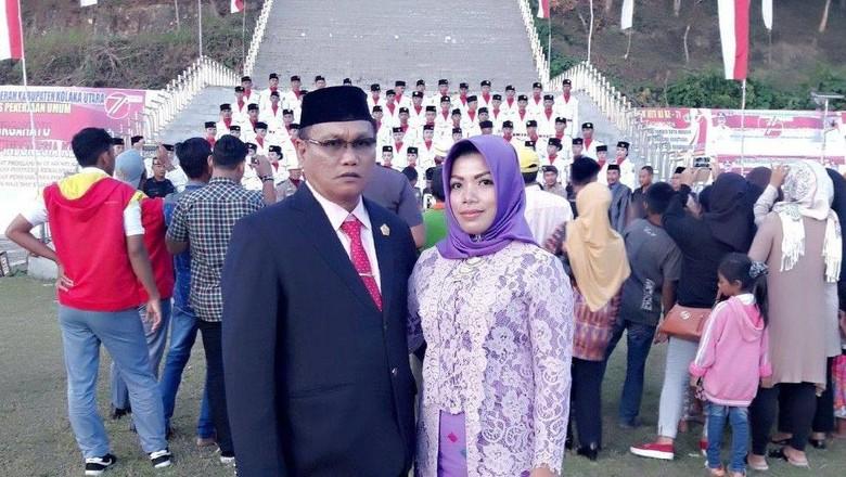 Bunuh Suami, Ini Sosok Istri Ketua DPRD Kolaka Utara