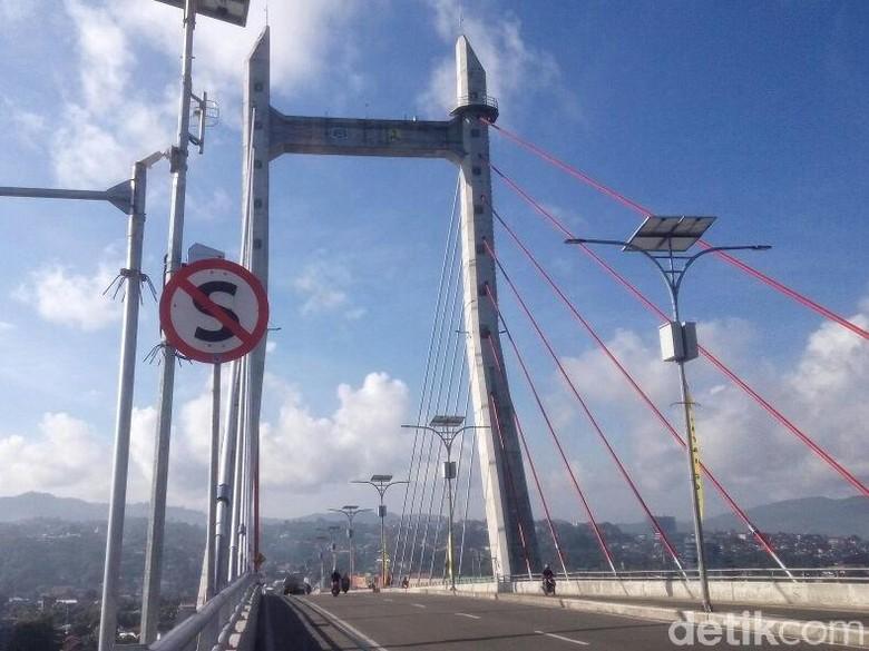 Jembatan Golden Gate Juga Ada di Ambon