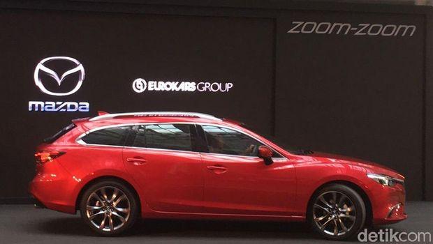 Ini Harga Terbaru Mazda MX-5 RF, Mazda3, Mazda5 dan Mazda6